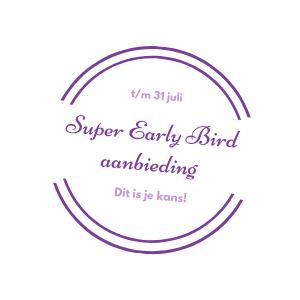 0731 Super Early Bird