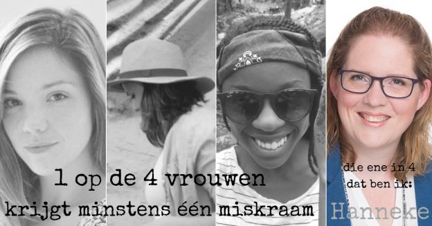 1 op de 4, het verhaal van Hanneke