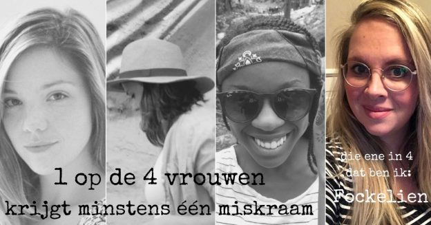 1 op de 4 vrouwen krijgt een miskraam, Fockelien vertelt haar verhaal