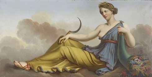 Jacques_Louis_Dubois Ceres Demeter